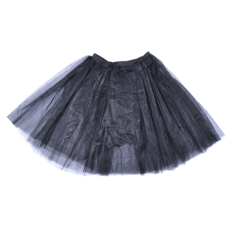 sukně dámská POIZEN INDUSTRIES - Cor Tutu- Black, POIZEN INDUSTRIES
