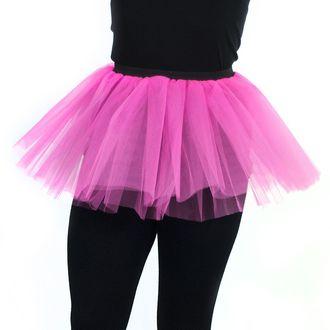 sukně dámská POIZEN INDUSTRIES - Cor Tutu- Dark Pink, POIZEN INDUSTRIES