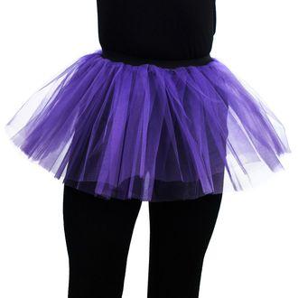 sukně dámská POIZEN INDUSTRIES - Cor Tutu - Dark Purple, POIZEN INDUSTRIES