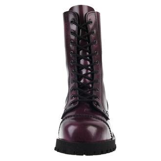 boty NEVERMIND - 10 dírkové - Lilac, NEVERMIND