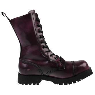 boty NEVERMIND - 10 dírkové - Lilac