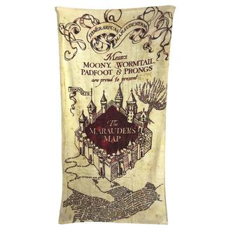 ručník (osuška) Harry Potter - Marauder's Map, NNM