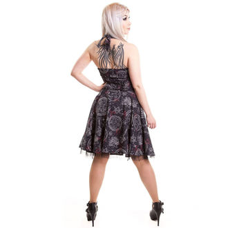 šaty dámské HEARTLESS - Dark Galaxy - Black