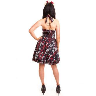 šaty dámské ROCKABELLA - Storm Skull - Black, ROCKABELLA