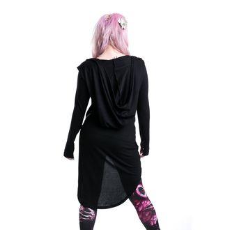 svetr dámský VIXXSIN - Vent Cardigan - Black, VIXXSIN