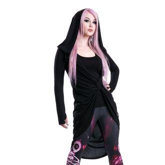 svetr dámský VIXXSIN - Vent Cardigan - Black - POI058