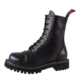 boty KMM 8 dírkové - Deep Purple, KMM