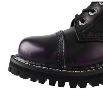 boty KMM 8 dírkové - Deep Purple