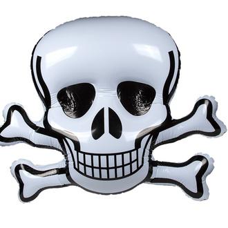 lebka nafukovací Inflatable skull, NNM