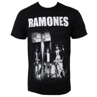 tričko pánské Ramones - Legends CBGB - BRAVADO, BRAVADO, Ramones