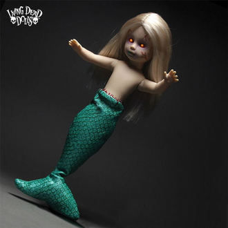 panenka LIVING DEAD DOLLS - Feejee Mermaid
