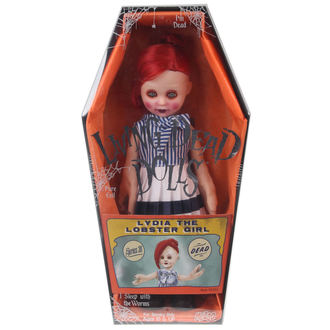 panenka LIVING DEAD DOLLS - Lydia The Lobster girl, LIVING DEAD DOLLS