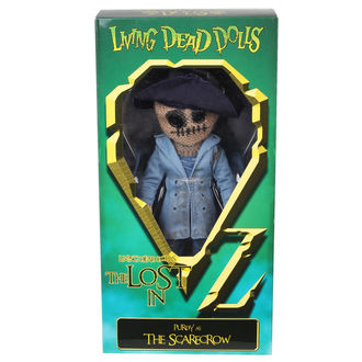 panenka LIVING DEAD DOLLS - Purdy as The Scarecrow - MEZ94510-3