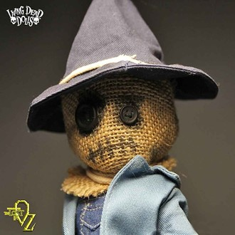 panenka LIVING DEAD DOLLS - Purdy as The Scarecrow