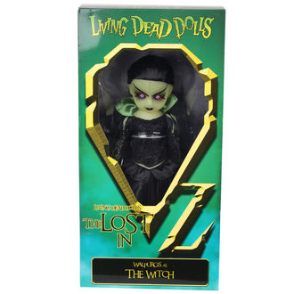 panenka LIVING DEAD DOLLS - Walpurgis as The Witch, LIVING DEAD DOLLS