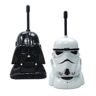 vysílačka Star Wars - Darth Vader & Stormtrooper