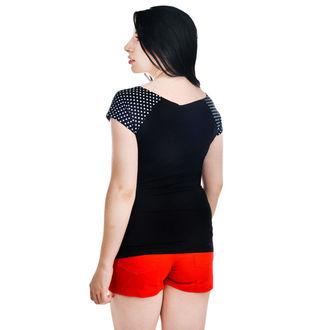 tričko dámské TOO FAST - MYSTERIOUS BEAUTY - Black, TOO FAST