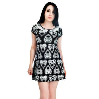 šaty dámské TOO FAST - PLANCHETTES - Black