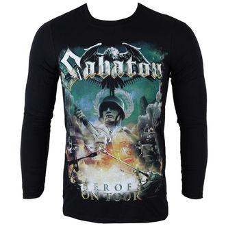 tričko pánské s dlouhým rukávem Sabaton - Heroes on Tour - NUCLEAR BLAST, NUCLEAR BLAST, Sabaton