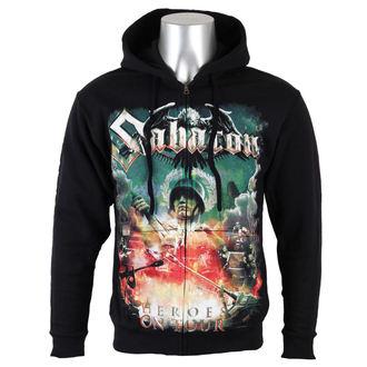 mikina pánská Sabaton - Heroes on tour - NUCLEAR BLAST, NUCLEAR BLAST, Sabaton