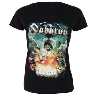 tričko dámské Sabaton - Heroes on tour - NUCLEAR BLAST, NUCLEAR BLAST, Sabaton