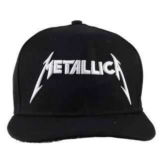 kšiltovka Metallica - Logo - Black, NNM, Metallica