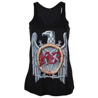 tílko dámské Slayer - Silver Eagle Crystalina - ROCK OFF
