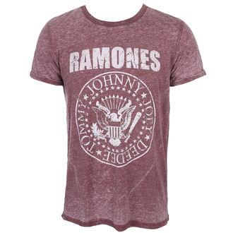 tričko pánské Ramones - Presidential Seal - ROCK OFF, ROCK OFF, Ramones