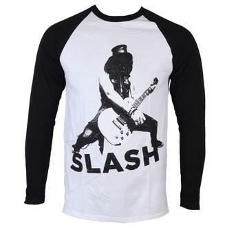 tričko pánské s dlouhým rukávem Slash - Snowblind - ROCK OFF - SLRL13MW