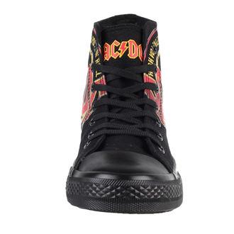 boty AC/DC - Sneakers - F.B.I., F.B.I., AC-DC