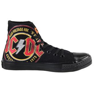 boty AC/DC - Sneakers - F.B.I.
