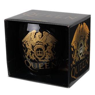hrnek Queen - Gold - ROCK OFF
