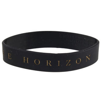 náramek Bring Me The Horizon - Logo - ROCK OFF, ROCK OFF, Bring Me The Horizon