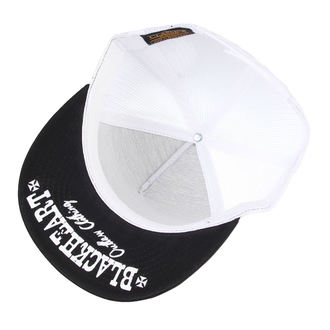 kšiltovka BLACK HEART - Pick Up - BLK/WHT