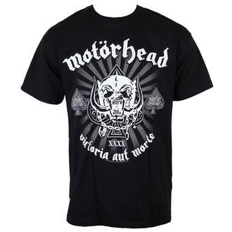 tričko pánské Motörhead - Victoria Aut Morte - ROCK OFF - MHEADTEE34MB