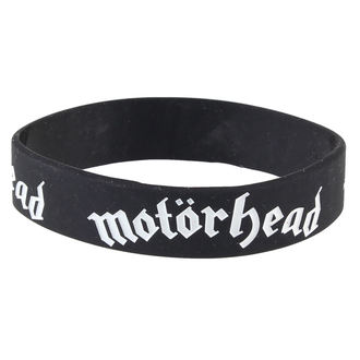 náramek Motörhead - Logo - ROCK OFF, ROCK OFF, Motörhead