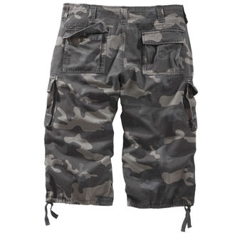 kraťasy 3/4 pánské SURPLUS - TROOPER LEGEND - BLACK CAMO, SURPLUS