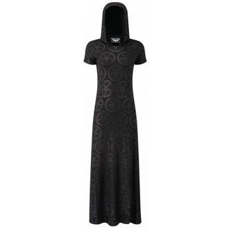 šaty dámské KILLSTAR - Baphomet - Black - KIL241