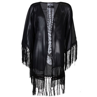 košile dámská IRON FIST - Spineless Kimono - Black, IRON FIST