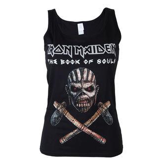 tílko dámské Iron Maiden - Axe - BLK - ROCK OFF, ROCK OFF, Iron Maiden