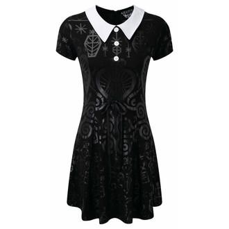 šaty dámské KILLSTAR - Voodoo Doll - Black - KIL258
