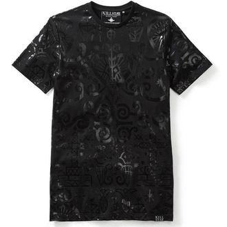tričko pánské KILLSTAR - Voodoo - Black