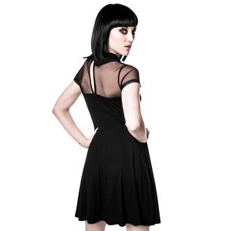 šaty dámské KILLSTAR - Dana Skater - Black, KILLSTAR