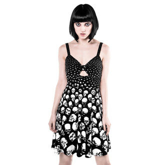 šaty dámské KILLSTAR - Sue Acidal - Black, KILLSTAR