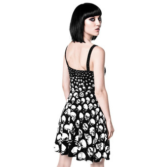 šaty dámské KILLSTAR - Sue Acidal - Black - KIL251
