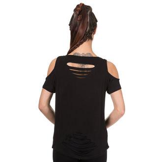 tričko dámské BANNED - TP1066R/BLK