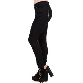 kalhoty dámské BANNED - TR4053R/BLK