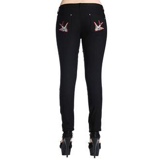 kalhoty dámské BANNED - TBN422R/BLK