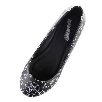 boty dámské (baleriny) BANNED