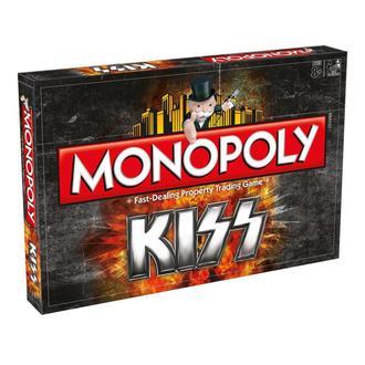 hra KISS - Rock Band Monopoly